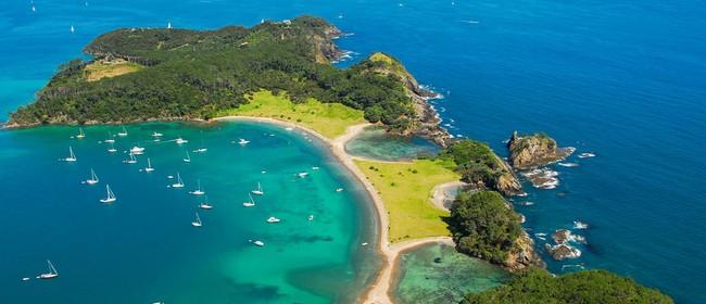 Walk 21 – The Island Hop -Urupukapuka and Motuarohia Islands