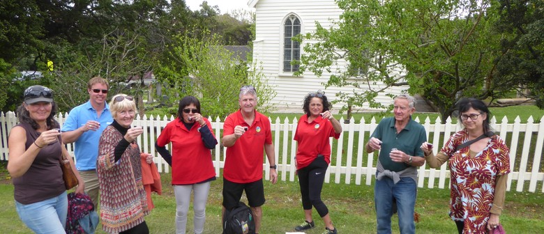 Walk 14 – The Club Walk - Humour is the Heart of Russell