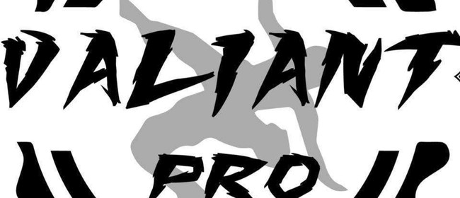 Valiant Pro: Level Up Stage Two