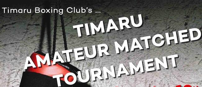Timaru Amateur Matched Tournament
