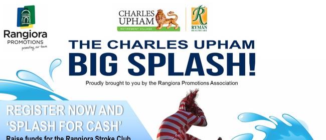 The Charles Upham Big Splash