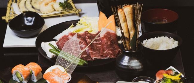 Japanese Food Fair Month