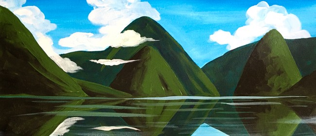 Paint and Wine Night - MIlford Sound: CANCELLED