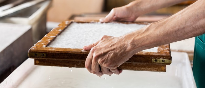 Papermaking Workshop - Adults Only