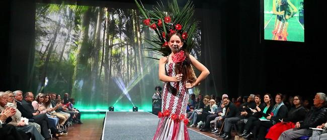 Eye on Nature Wearable Arts Fashion Show 2021