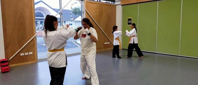 Sanchin Freestyle Karate Open Sparring Tournament