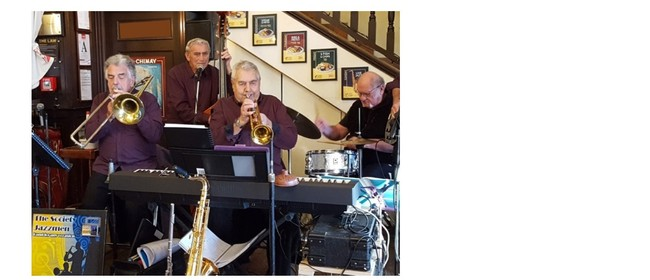 Easy Listening With The Society Jazzmen