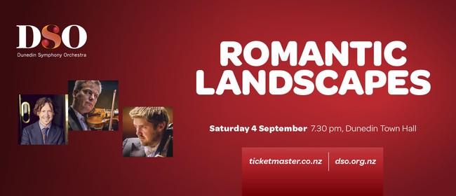 Dunedin Symphony Orchestra presents 'Romantic Landscapes'
