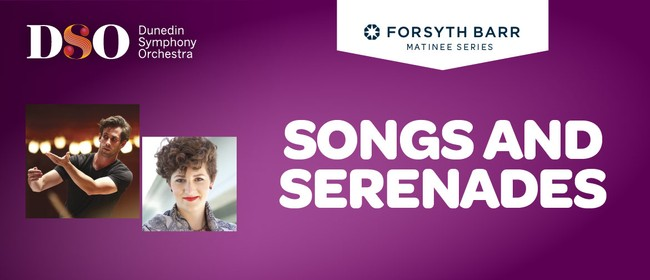 Dunedin Symphony Orchestra presents 'Songs and Serenades'