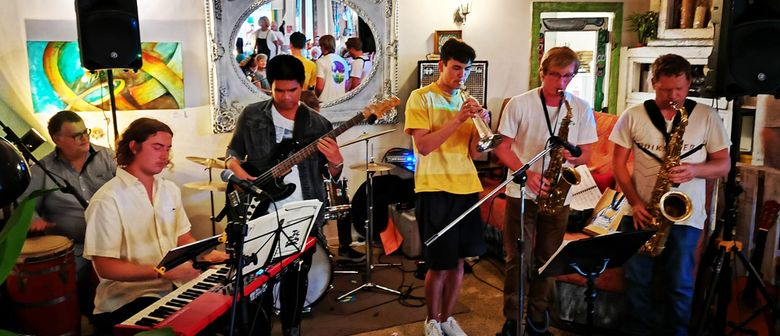 TJS Jazz Jam