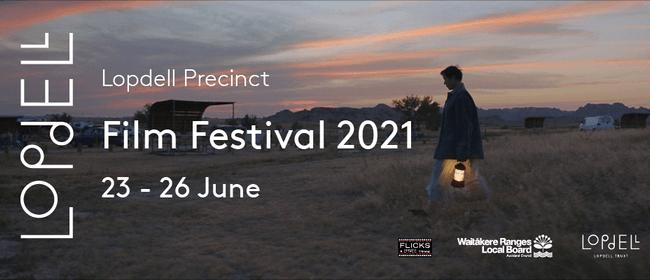 Lopdell Film Festival 2021 - Percy Vs Goliath