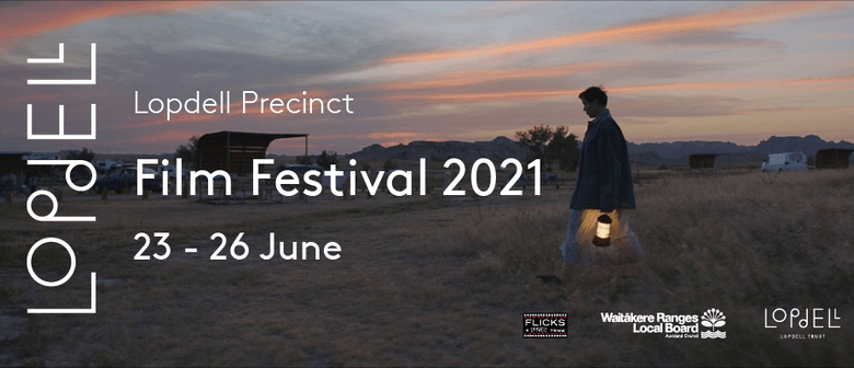 Lopdell Film Festival 2021 - Two by Two: Overboard!