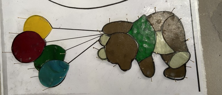 Gifts Supplies Workshops - Glass Cutting and Foiling Worksho