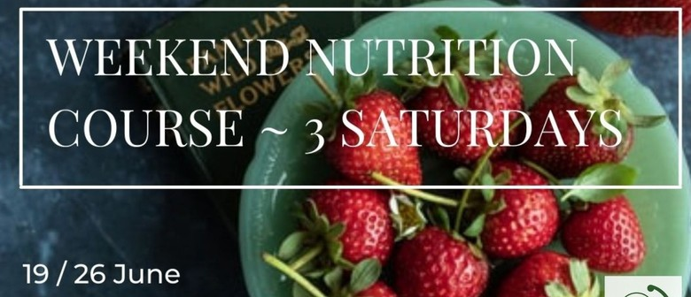 Nutrition Course - 3 Days