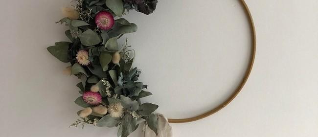 Floral Design: Dried Floral Arrangements