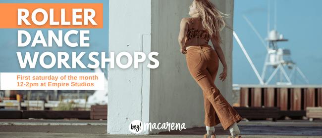 Monthly Roller Dance Workshops