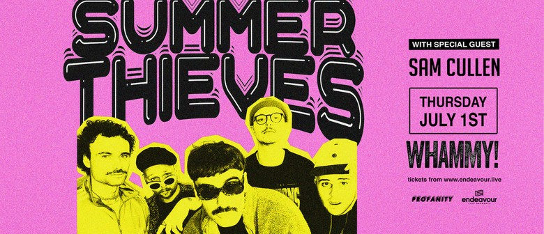 Summer Thieves
