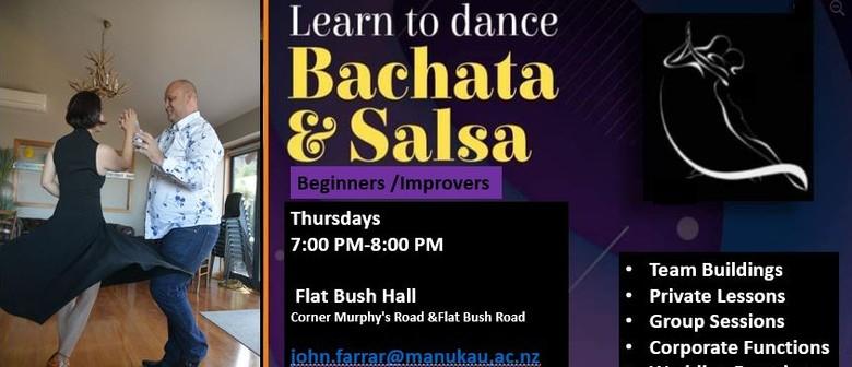 Learn to Latin Dance