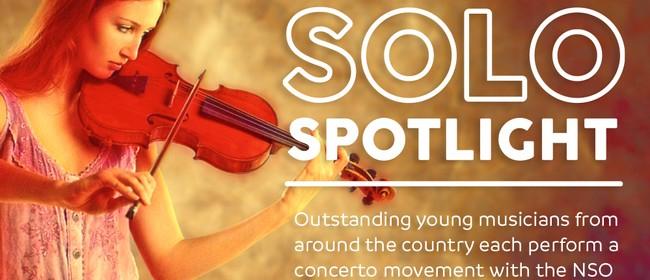NSO Solo Spotlight