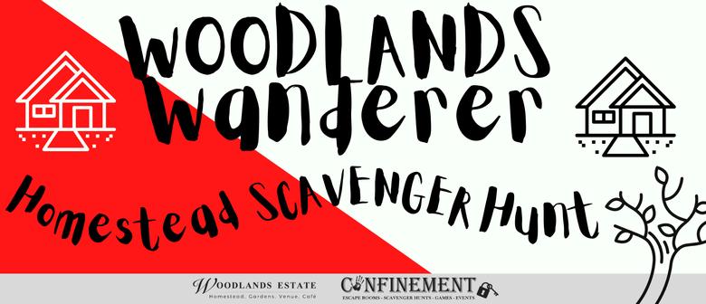 Woodlands Wanderer Homestead And Garden Scavenger Hunts