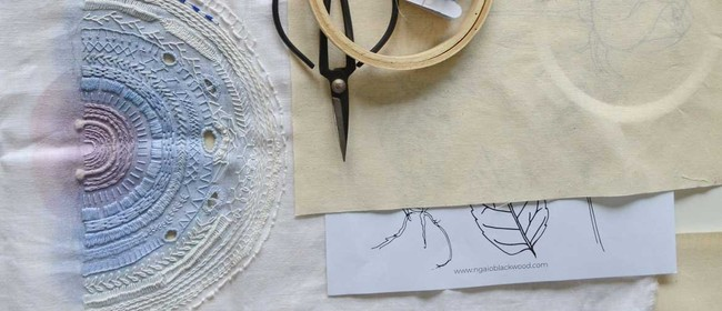 Embroidery 101 Workshop