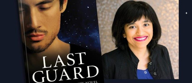 Last Guard Book Launch with Nalini Singh