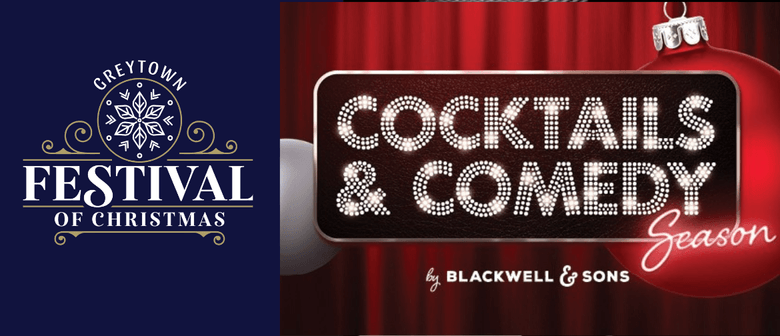 Comedy and Cocktails Season, Blackwell & Sons