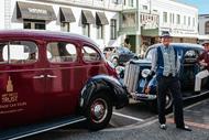 Art Deco Highlights Vintage Car Tour – WD21