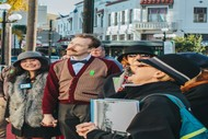 Walking Tours of the Art Deco Quarter - WD21