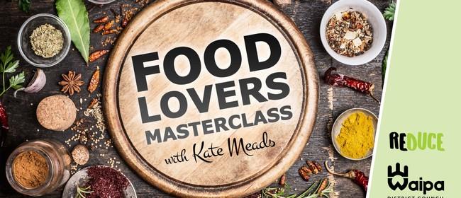 Food Lovers Masterclass