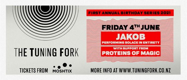 Jakob - The Tuning Fork Birthday Series