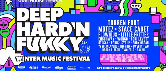 Deep Hard N Funky Winter Music Festival 2021