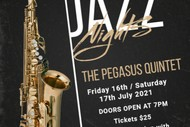 Late Night Jazz - Come and Fly with Pegasus
