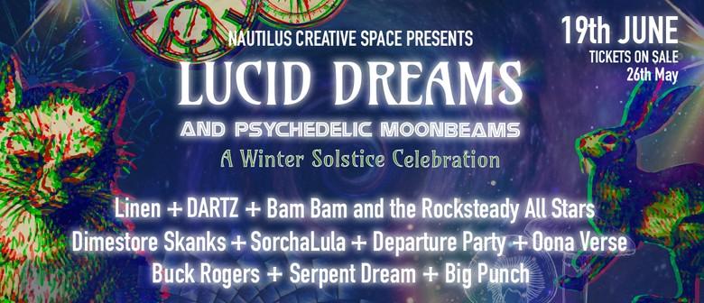 Lucid Dreams & Psychedelic Moonbeams