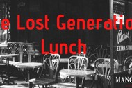 Lost Generation Lunch - WD21