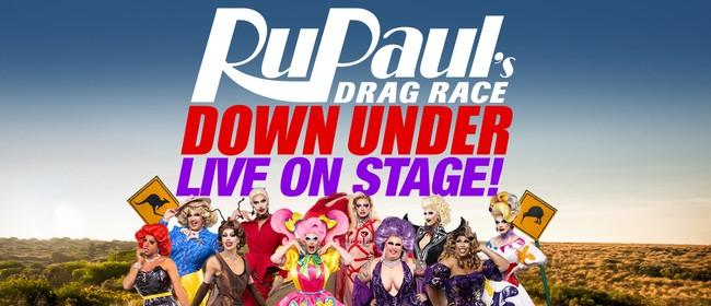 RuPaul's Drag Race - Down Under Tour