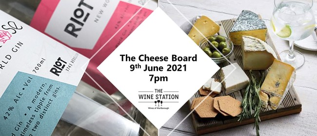 """""""The Cheese Board"""" Club hosted at The Wine Station"""