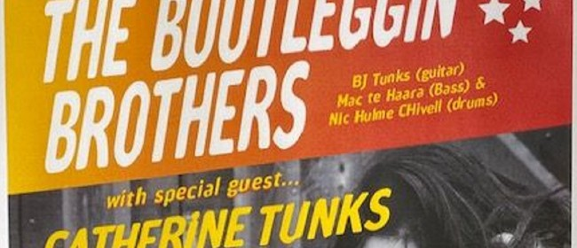 The Boot Leggin Bros with Catherine Tunks