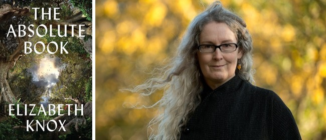 The Absolute Book - Elizabeth Knox - Marlborough Book Fest