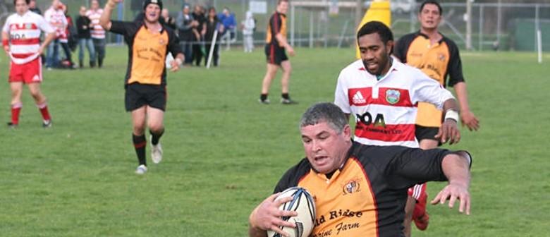 Heartland Championship: Thames Valley v Wanganui
