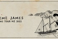 Image for event: Graeme James Seasons Tour