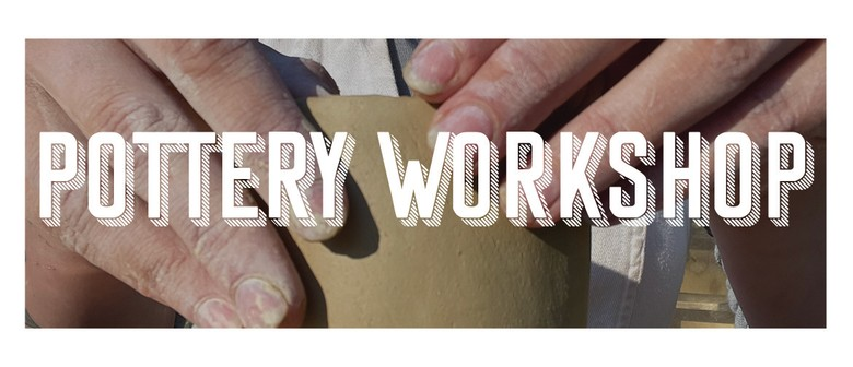 Pottery Workshop with Shannon Courtenay
