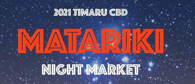 Matariki Night Market 2021