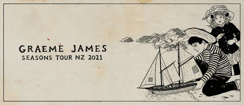 Graeme James Seasons Tour