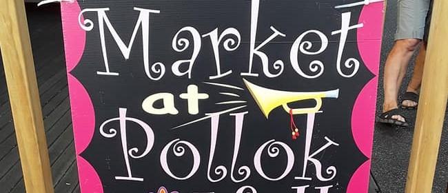 Pollok Hall Market