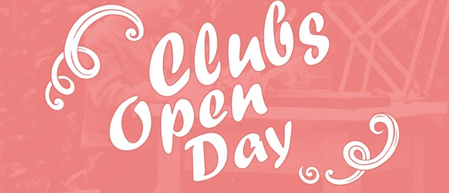 Clubs Open Day
