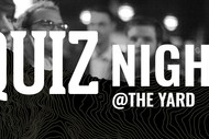 Image for event: Quiz Night at The Yard