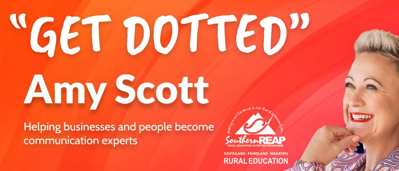 Amy Scott - Get Dotted