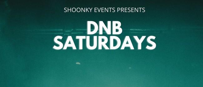 Drum & Bass Saturdays - Drop Ness Monster