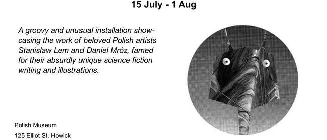 Elemental. Art and fiction: Lem and Mróz exhibition